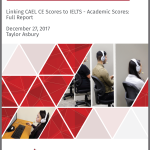 Research: Linking CAEL CE Scores to IELTS-Academic Scores: Full Report