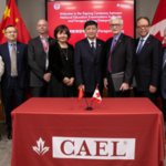 Paragon and NEEA to Deliver CAEL CE in China